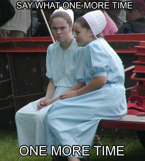 hot nude amish babes