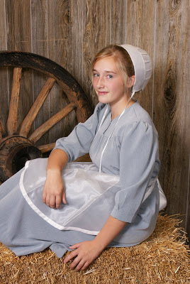 Sexy amish girls