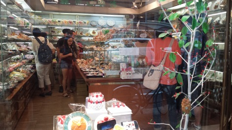 Plastic Food Store